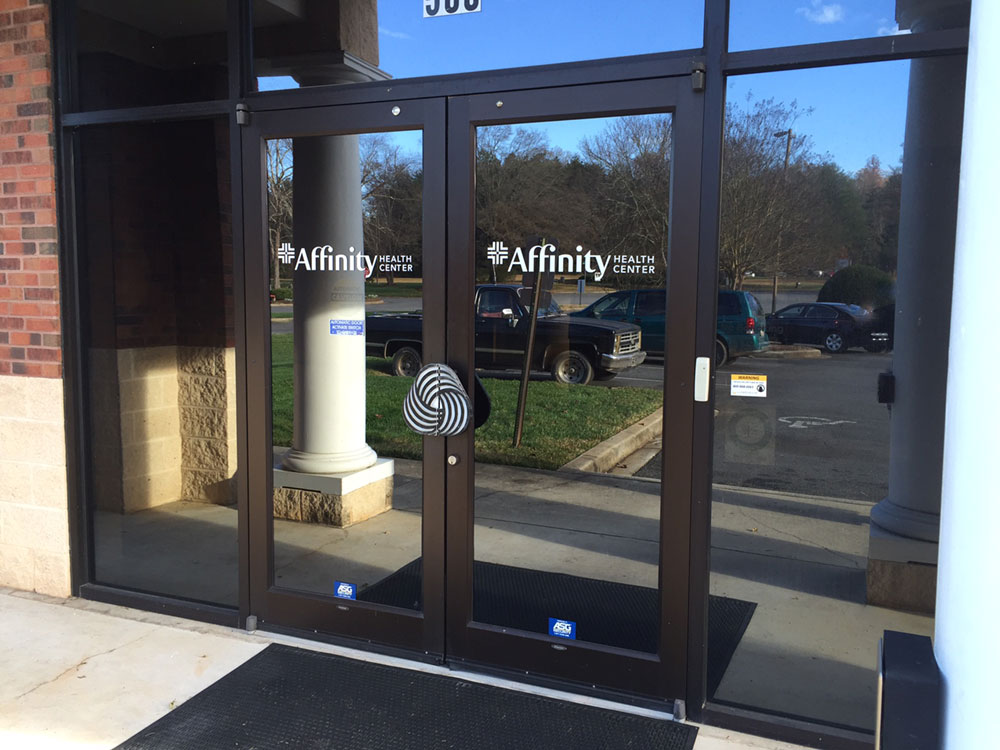 Affinity Health Center opens it's doors for extended hours.