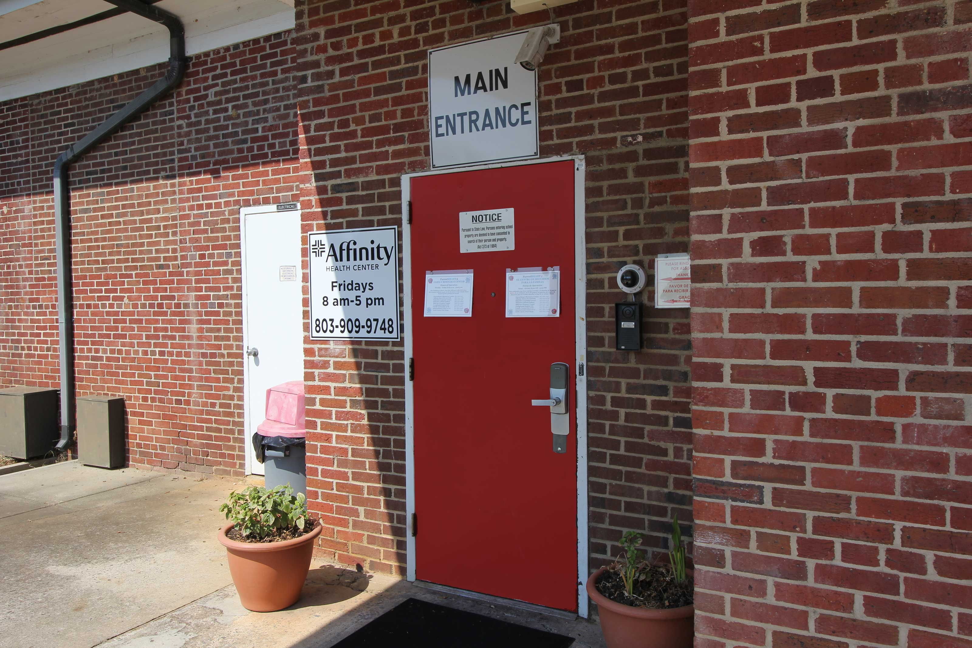 Affinity Health Center Satellite Site in Rock Hill Family Resource Center