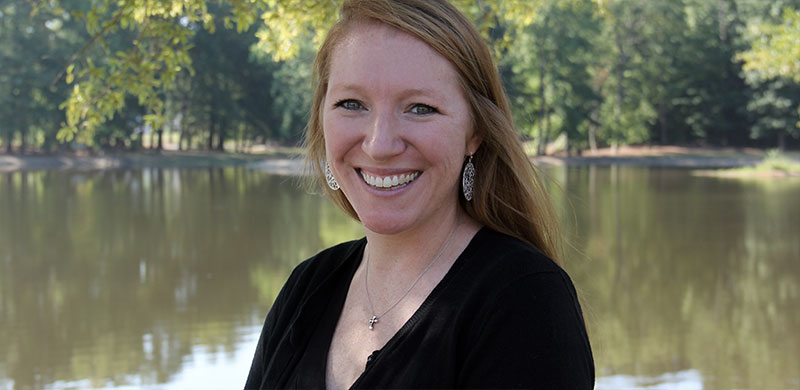 Image of Amber Hinson, FNP