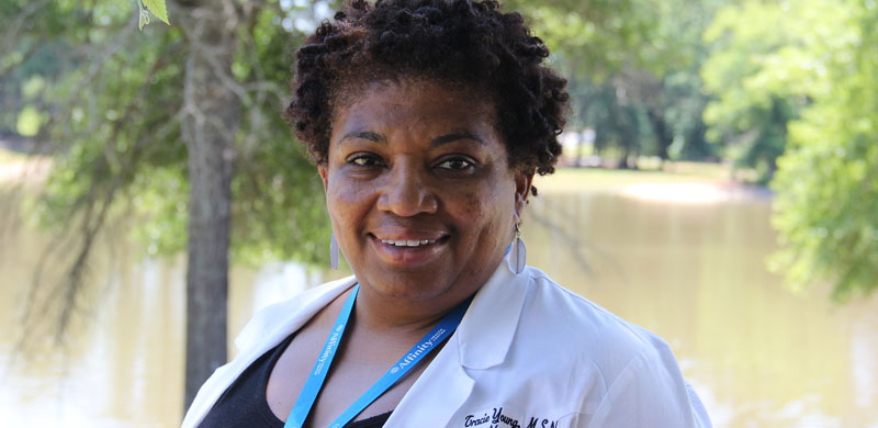 Image of Tracie Young, FNP