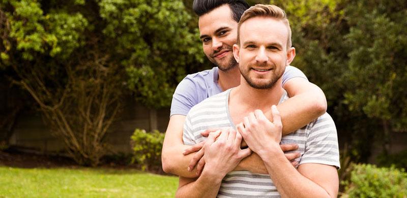 Image of 2 men embracing. Photo Credit: Copyright: wavebreakmediamicro / 123RF Stock Photo