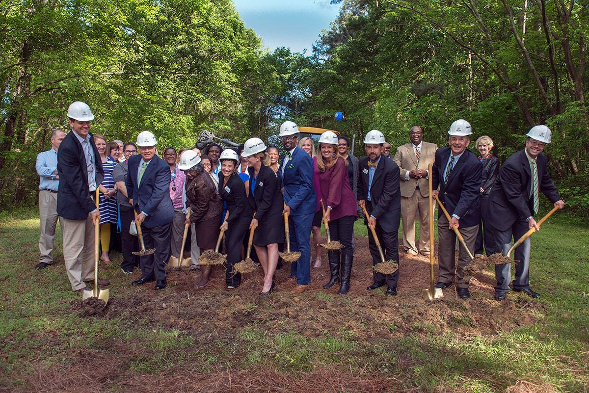 Image: Affinity Health Center breaks ground for a new 30,000 sq ft facility.